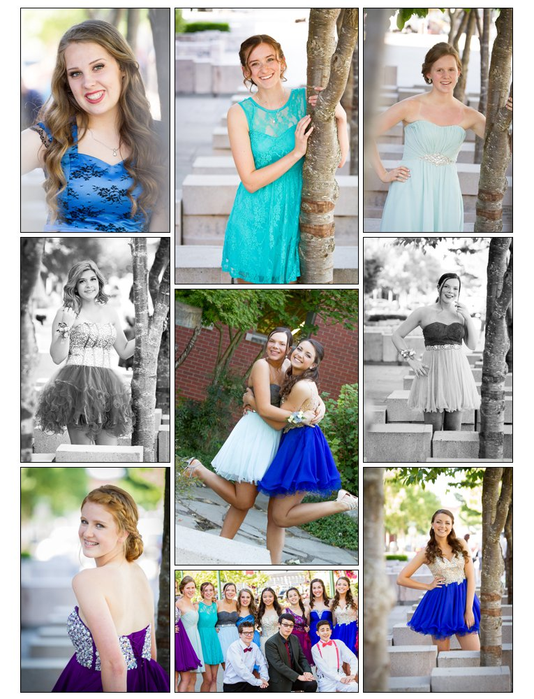 9th Grade Dance Offer Kara Jovag Photography